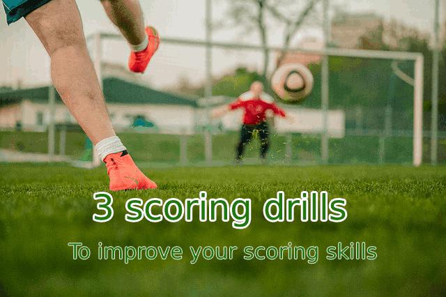 #29 3 Scoring drills