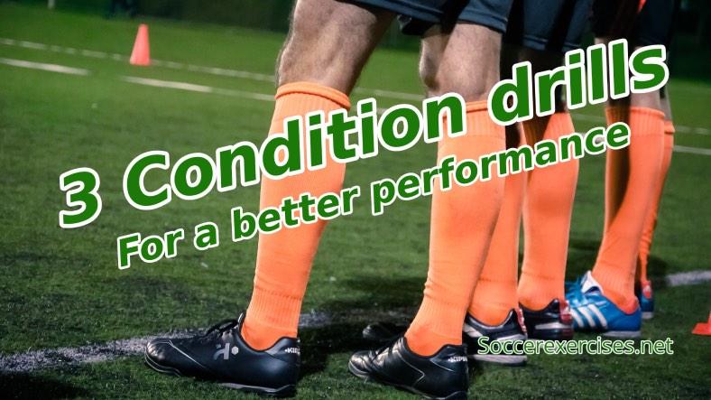 #3 condition drills