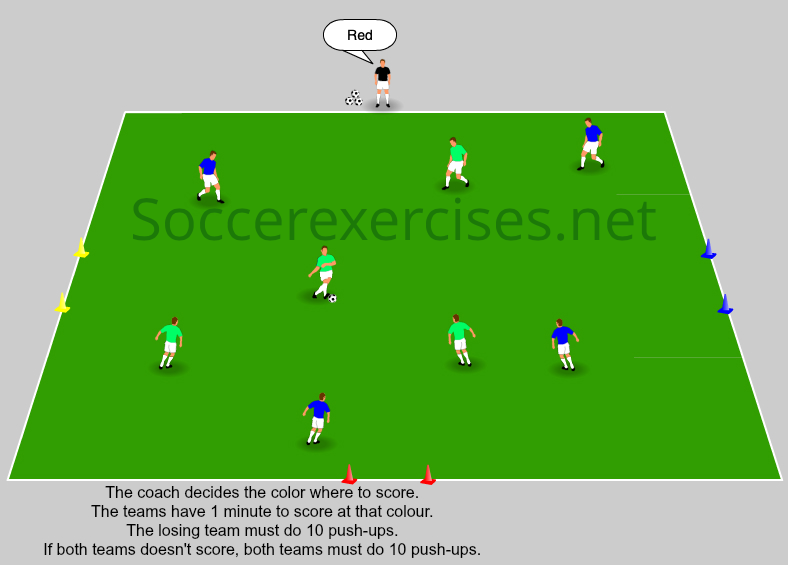 #73 Practice match drill