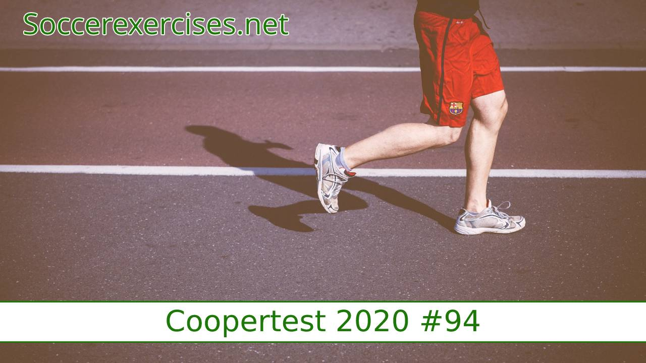 #94 Cooper test 2020