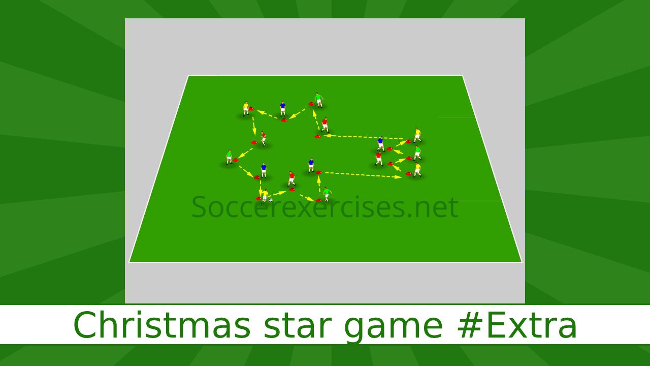 #Extra Christmas star game